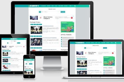 Safelink Viomagz Versi V Premium Template Blogger - Responsive & Anti Bom klik