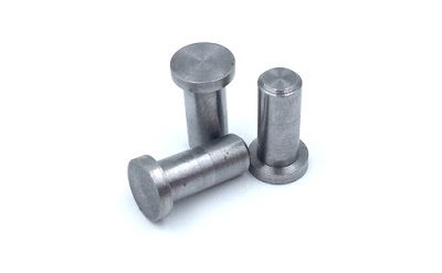 Custom Precision Steel Pins - 1018 CRS Material