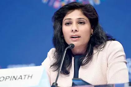 IMF की गीता गोपीनाथ ने कहा: भारत कोरोना महामारी से जंग में सबसे आगे रहा है