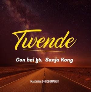 Download new Audio by Conboi ft Sanja Kong - Twende