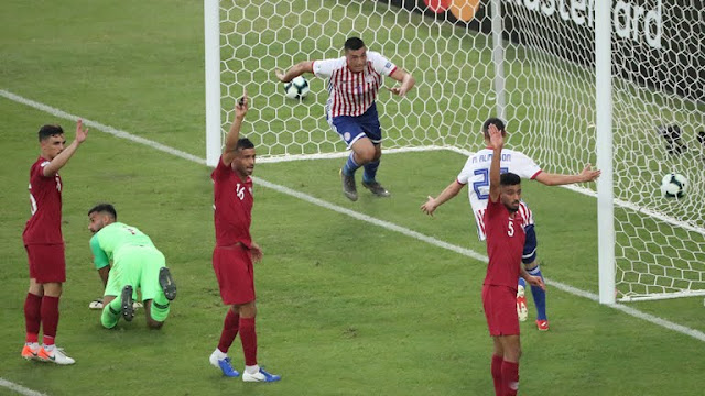 Second+goal+by+Paraguay