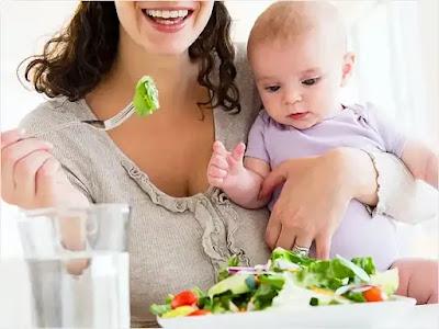 هل يمكنني اتباع نظام غذائي أثناء الرضاعة الطبيعية؟