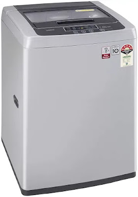 LG 6.5 Kg 5 Star Smart Inverter Fully-Automatic Top Loading Washing Machine | Top 10 Best Washing Machine Brands in India