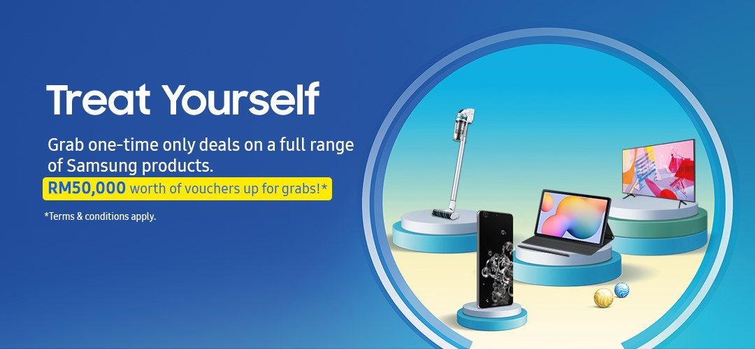 Samsung Super Brand Day starting 23rd to 25th July 2020