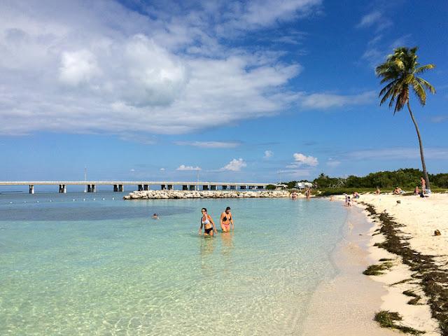 Bahia Honda State Park Waters em Miami