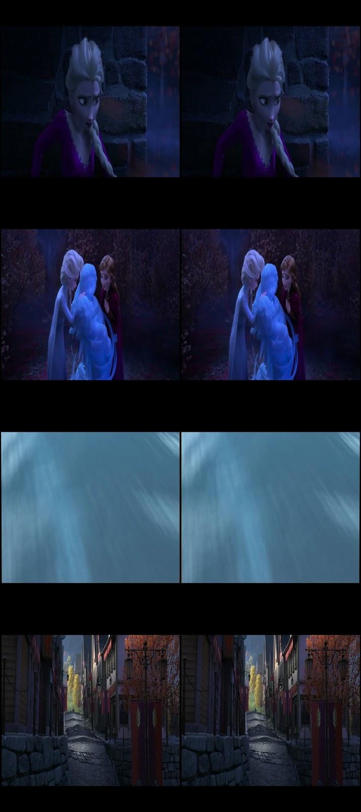 Frozen 2 3D SBS HD 1080p Latino (2019)