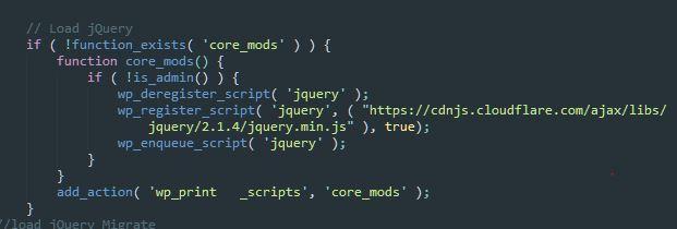 NextGen Gallery, conflit jQuery & WordPress : 1 solution, A Unix Mind In A Windows World