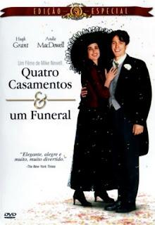 Quatro Casamentos e Um Funeral – Dublado