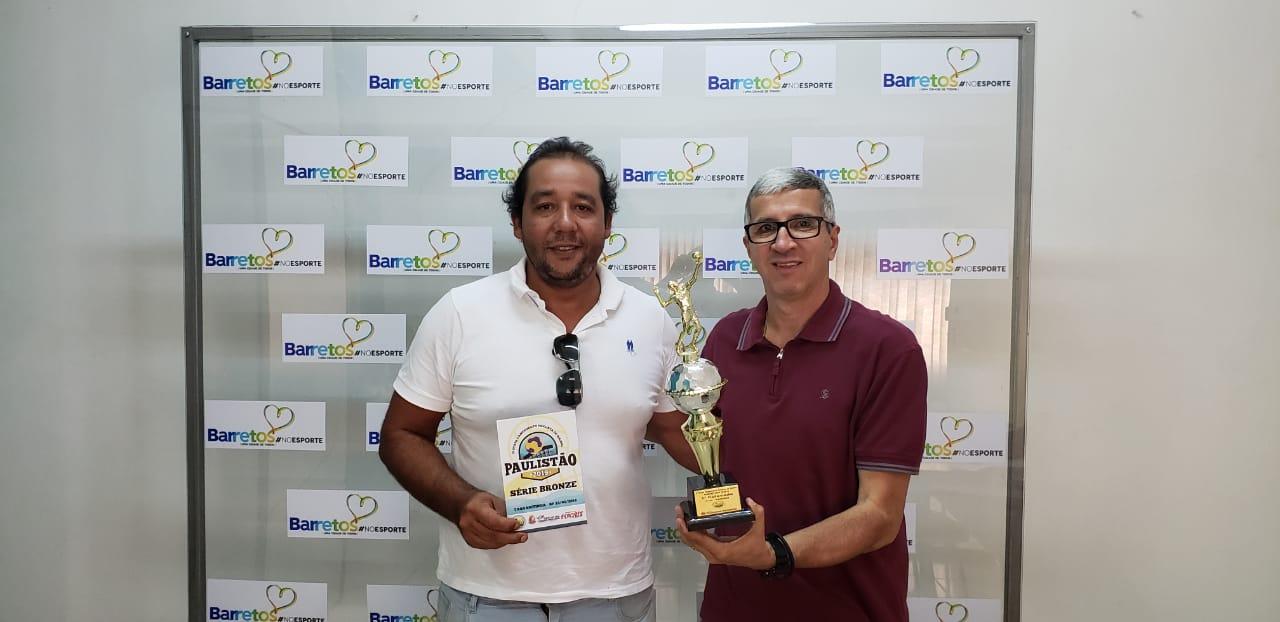 Barretos conquista Série Bronze em etapa do Paulista de Biribol