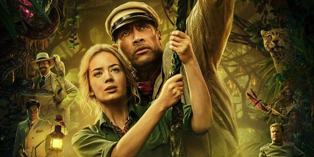 Jungle Cruise 2021 Full Movie Download In Dual Audio Hindi - English