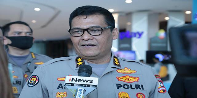 Masih Covid-19, Polri Tidak Keluarkan Izin Demo FPI Di Istana