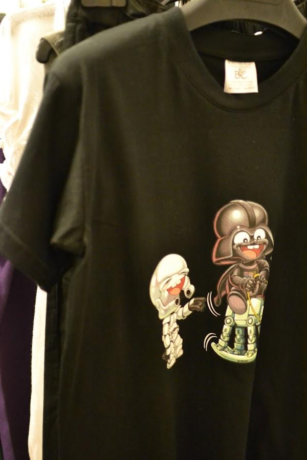 """""""Camiseta Negra Comics"""""""