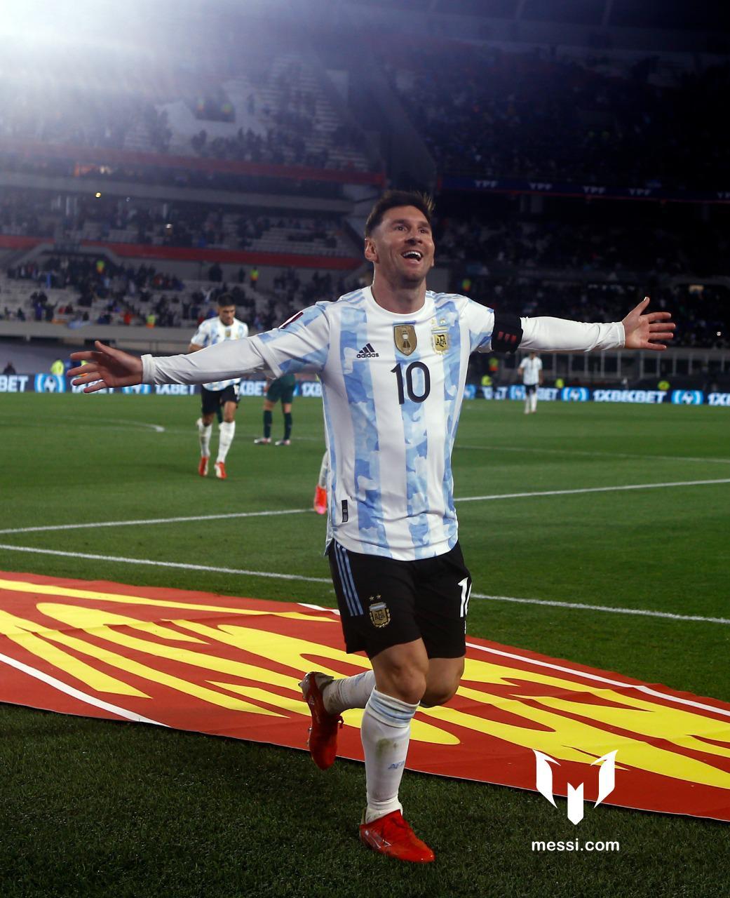 Leo Messi đã được đội tuyển quốc gia Argentina triệu tập trong tháng 10/2021