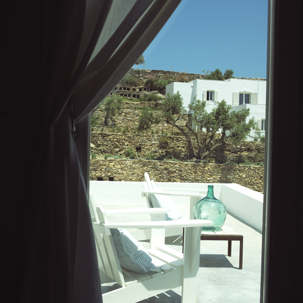 charming hotel in Sifnos