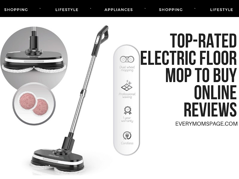Top-Rated Electric Floor Mop to Buy Online Reviews