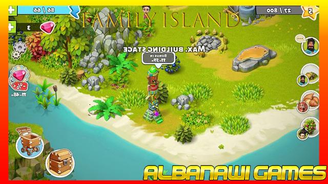تحميل لعبة Family Island للاندرويد من الميديا فاير