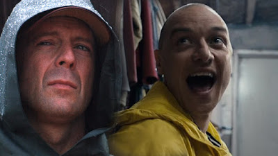 "Unbreakable and Split Sequel ""Glass"" Confirmed; Bruce Willis, Samuel L. Jackson, and James McAvoy Set to Return"
