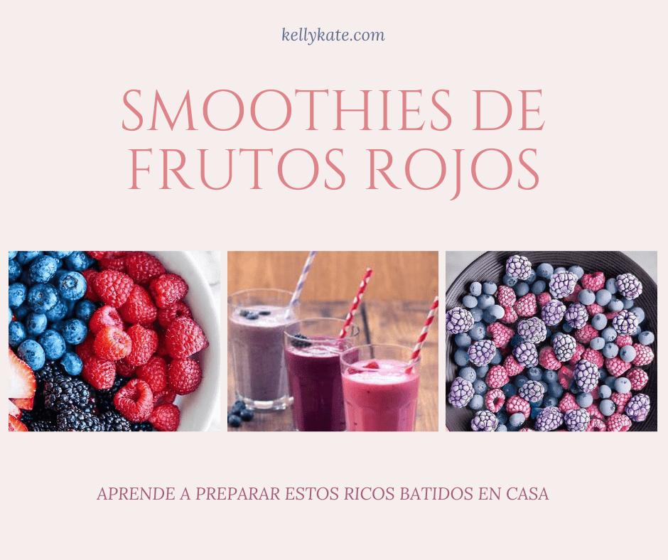 #smoothie #jugos #frutas #batidos