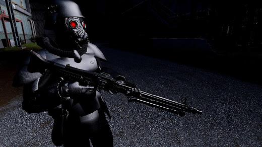 Arma3用人狼の特機隊ユニットのMOD