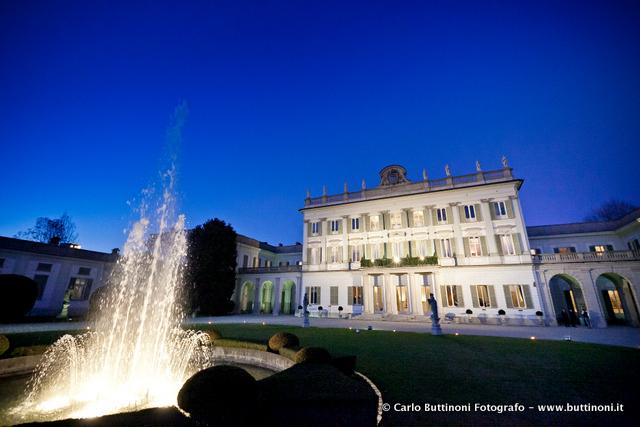 Matrimonio Villa Borromeo