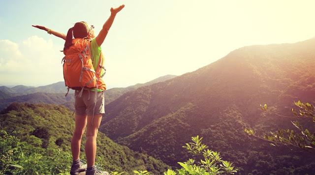 solo travel trip