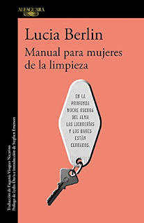 """""""Manual para mujeres de la limpieza"""" - Lucia Berlin"""