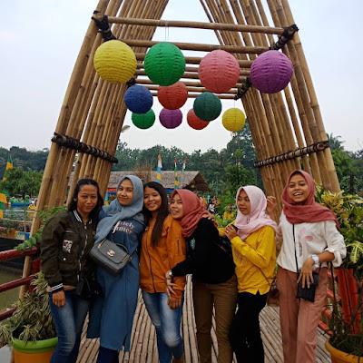 Taman Herbal Insani Sawangan Depok