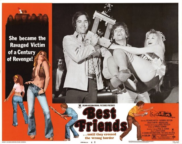 Richard Hatch Best Friends (1975)