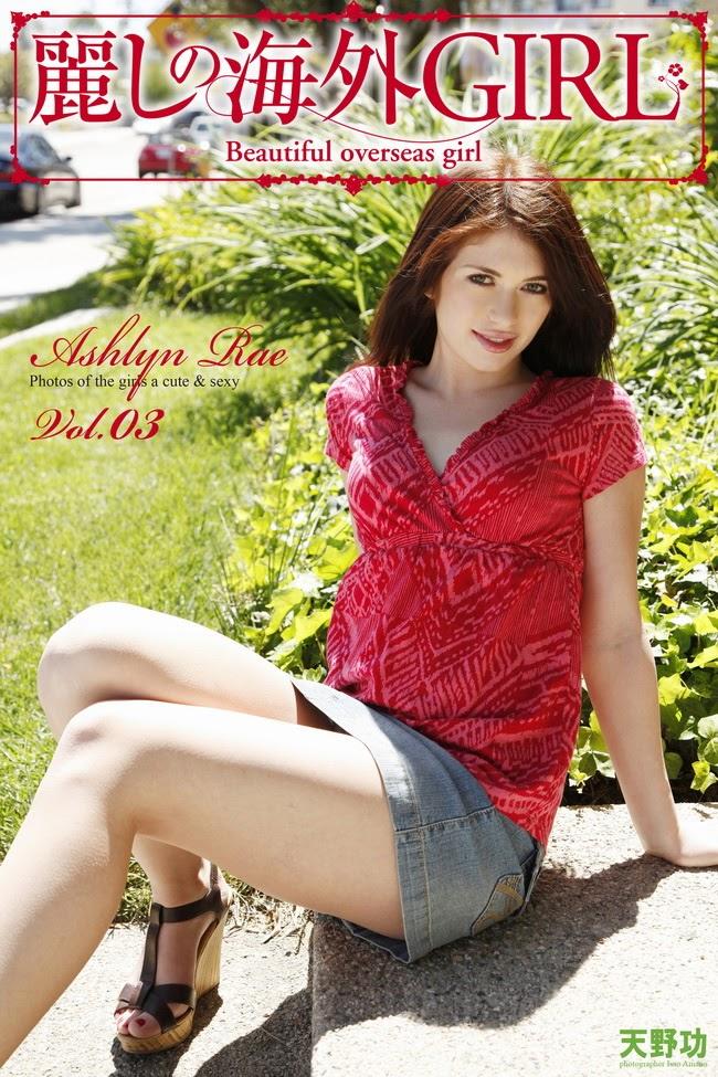 2276 [LOVEPOP] Photobook & Beautiful overseas GIRL & Ashlyn Rae 写真集 Vol.03 & (ama_ashlyn_rae-03) & PPV