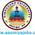 Assistant Professor Job Opening at Dibrugarh University:2018 On Contract Basis