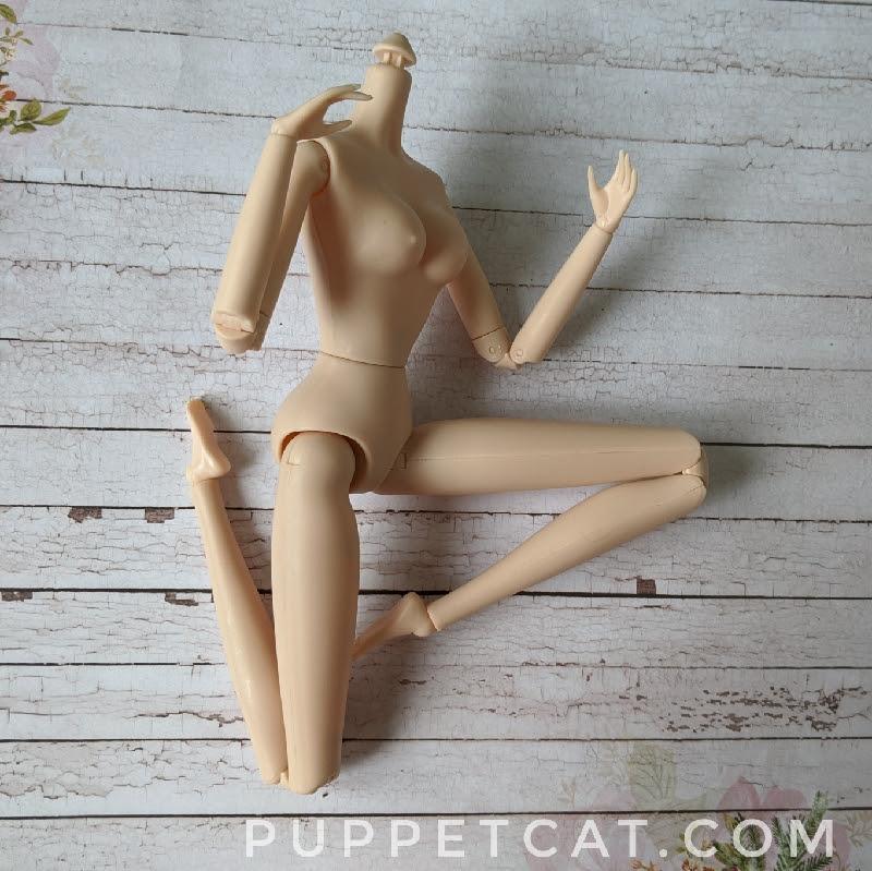 тело для Барби