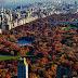 COISAS QUE VOCÊ NUNCA VIU #61: Central Park visto por cima
