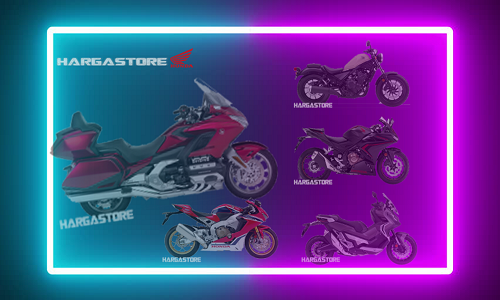 Harga Motor Honda Big Bike 2019