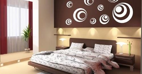 wandgestaltung schlafzimmer ornamente schne kche design - Wandgestaltung Schlafzimmer