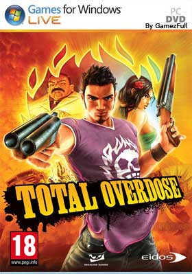Total Overdose PC [Full] Español [MEGA]