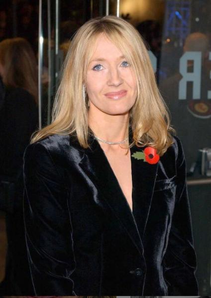 Inspirational & Motivational Success Story J.K Rowling pic