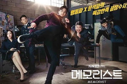 DRAMA KOREA MEMORIST EPISODE 6 SUBTITLE INDONESIA
