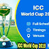 Everything you need to know about the 2019 Cricket ICC World Cup