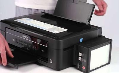download driver printer epson l210