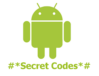 Hidden Android Secret Codes