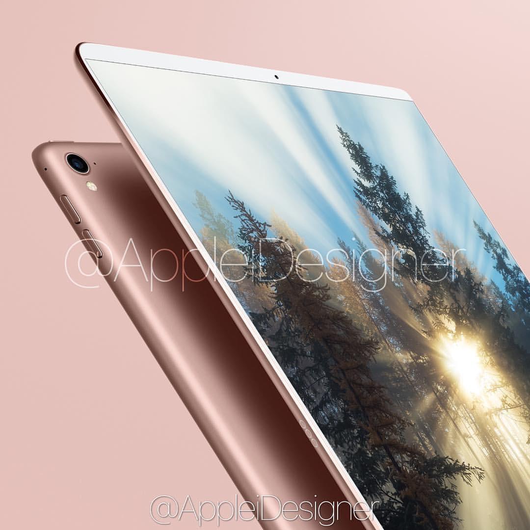 "image-2 Apple may launch iPad version 10.5 ""next year. Technology"