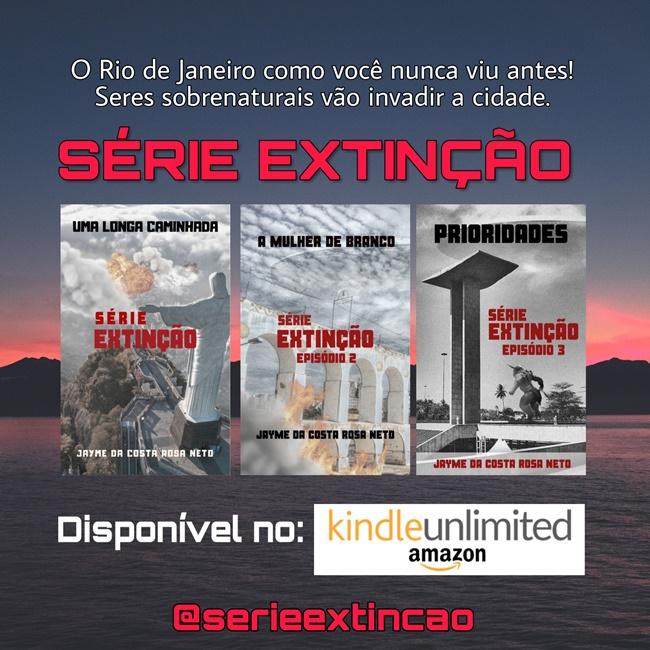 serie-extincao, kindle-unlimited, lendas-urbanas