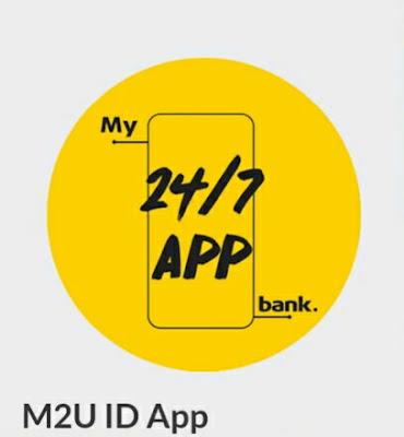 limit transaksi m2u id app