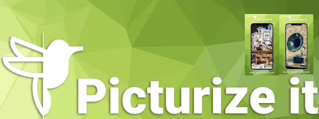 قم بتنزيل Picturize it - Turn your photos into art  تطبيق لتحويل الصور إلى صورأعمال فنية