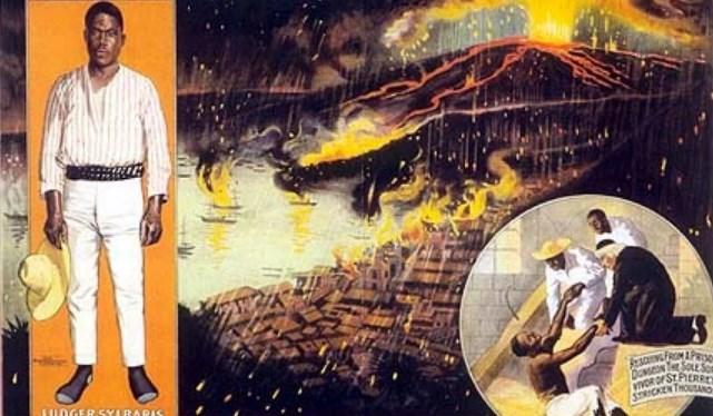 Pelee Yanardağı Felaketi ve İdam Mahkumu Ciparis