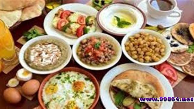 وجبات لسحور صحي