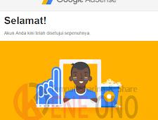 Cara Cepat Supaya di Terima Google Adsense