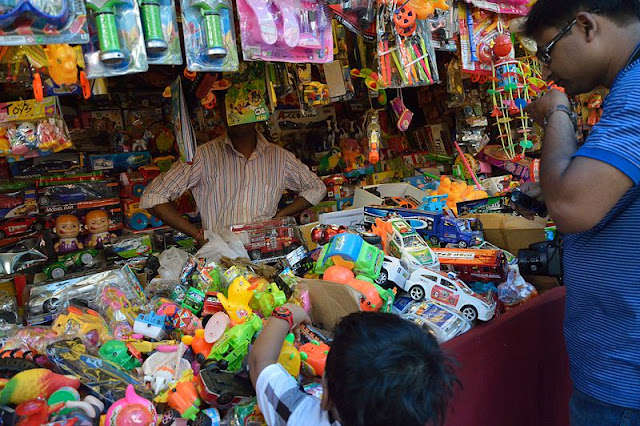 toys coming to India are dangerous for children