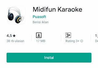 Midi Fun Karaoke