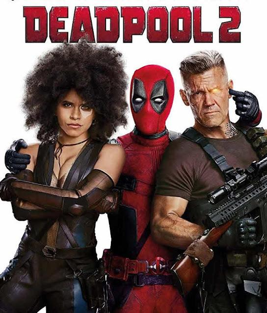مشاهدة وتحميل فيلم الأكشن والكوميديا والمغامرات Deadpool 2 2018 مترجم